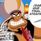 Aladdin Disney ES San Lee No-Xice manga top