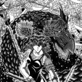 Dragon Rider 03 Karen San Lee manga top
