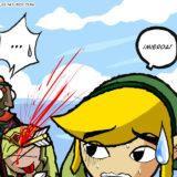 Zelda Wind Waker ES San Lee No-Xice manga top