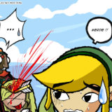 Zelda Wind Waker FR San Lee No-Xice manga top