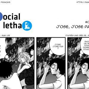 Social lethaL #0004 FR San Lee manga top